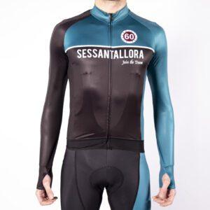 Maglia ciclismo Invernale Sessantallora M/L Team 2019