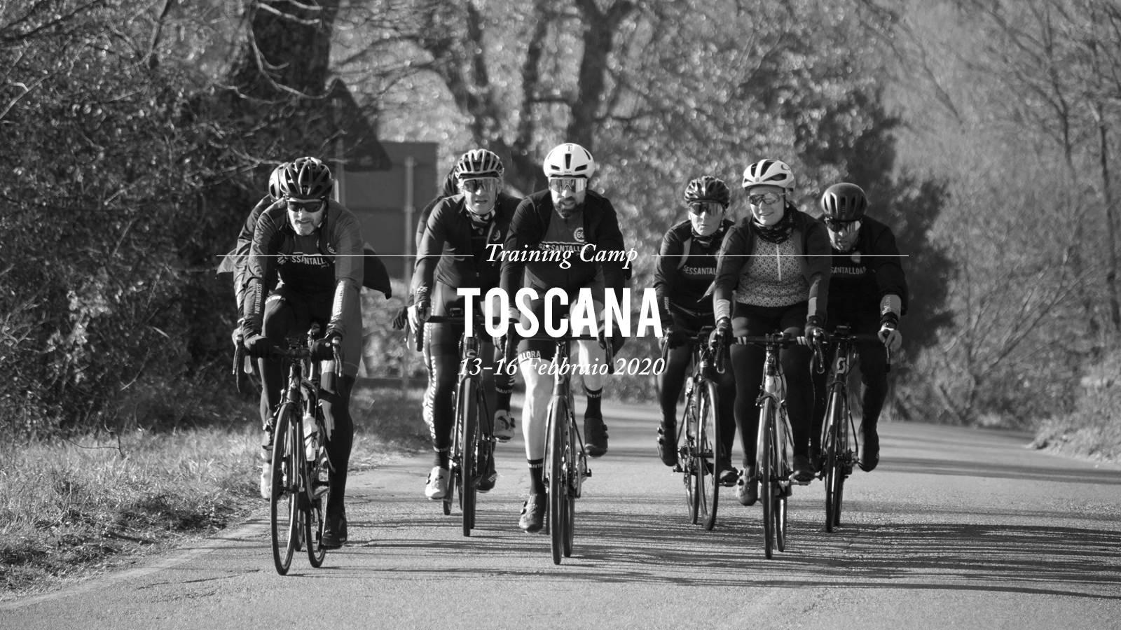 TOSCANA TRAINING CAMP dal 13 al 16 Febbraio 2020