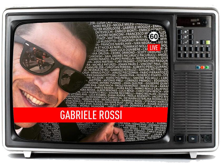 Sessantallora Caffè - Intervista a Gabriele Rossi