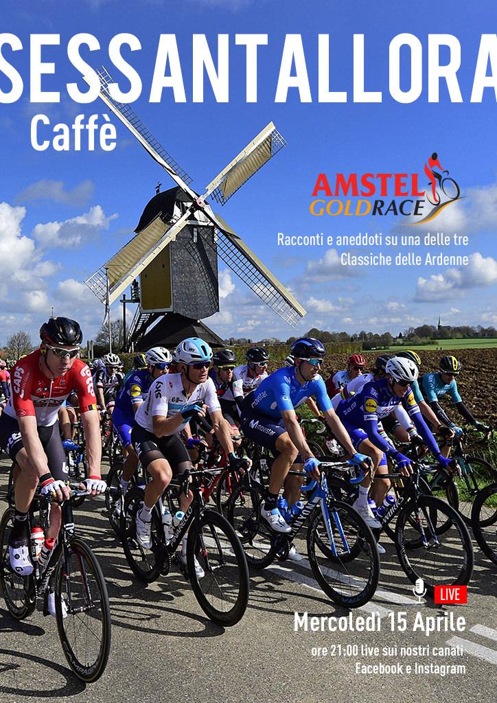 Sessantallora Caffè - Amstel Gold Race
