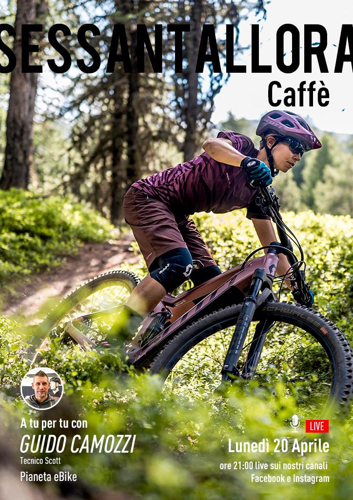 Sessantallora Caffè Mondo eBike