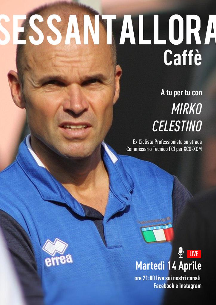 Sessantallora Caffè - A tu per tu con Mirko Celestino