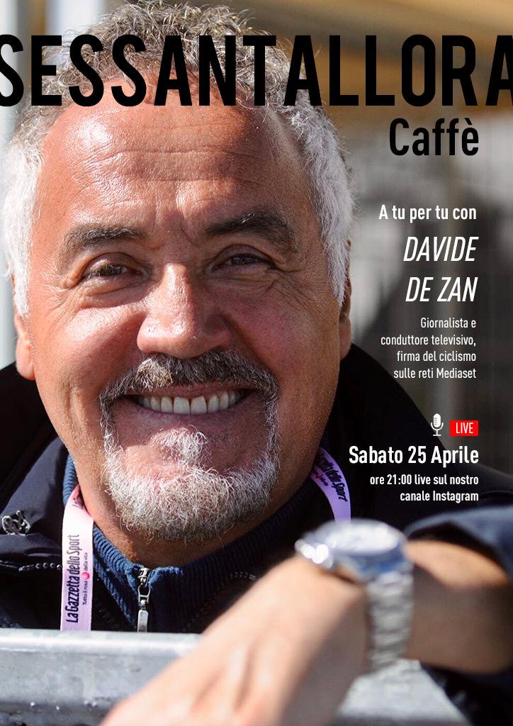 Sessantallora Caffè - A tu per tu con Davide De Zan