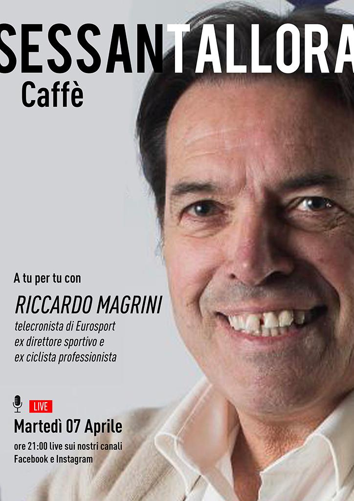 Sessantallora Caffè - A tu per tu con Riccardo Magrini