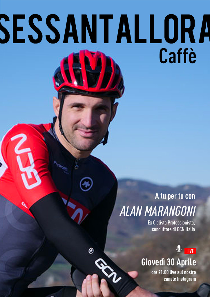 Sessantallora Caffè - A tu per tu con Alan Marangoni