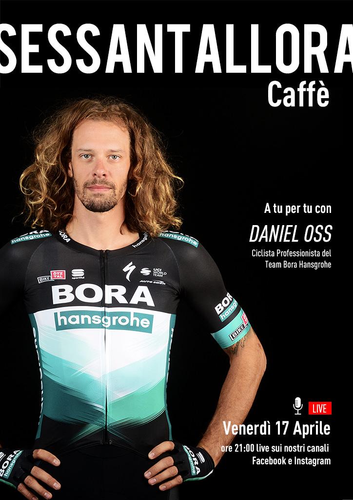 Sessantallora Caffè - A tu per tu con Daniel Oss