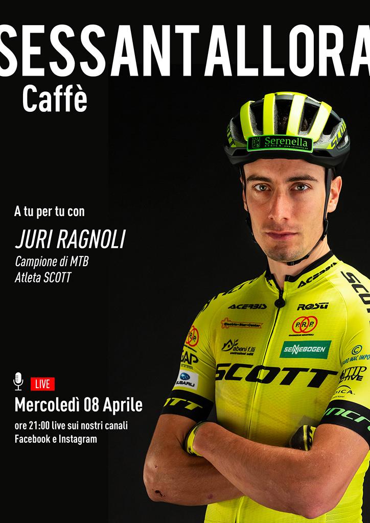 Sessantallora Caffè - A tu per tu con Juri Ragnoli