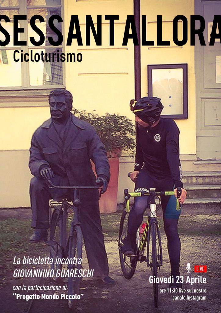 Cicloturismo - La bicicletta incontra Giovannino Guareschi