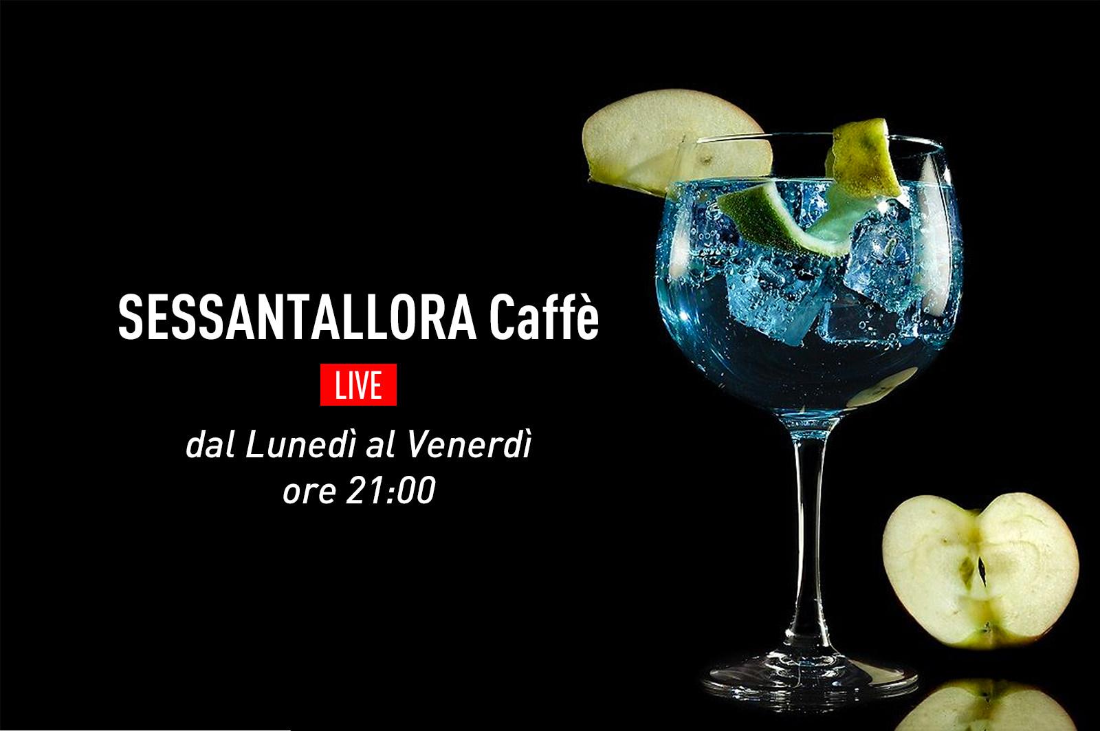 Sessantallora Caffè - Gli appuntamenti dal 27/04 al 01/05