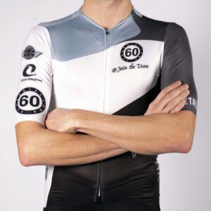 Maglia ciclismo Sessantallora Manica Corta - Team 2020