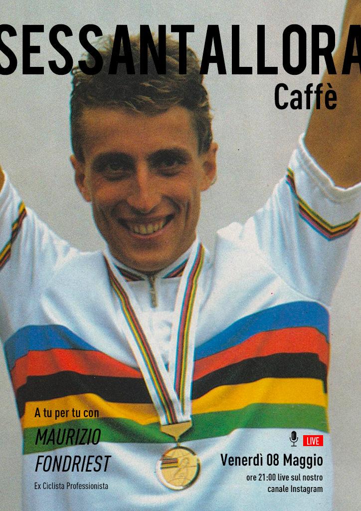 Sessantallora Caffè - A tu per tu con Maurizio Fondriest