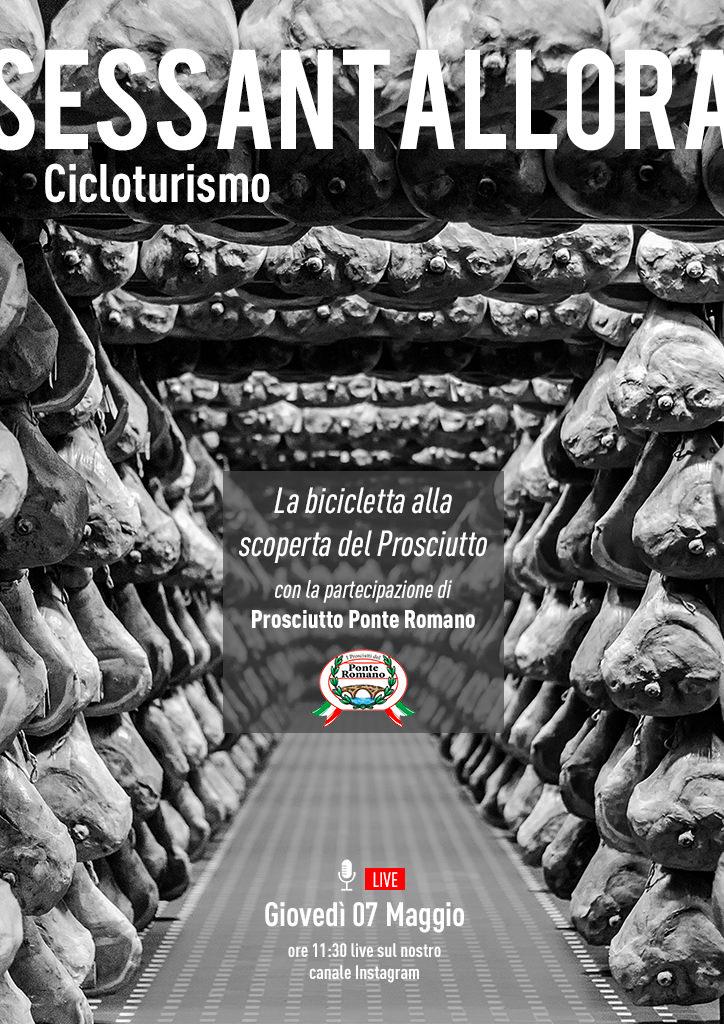 Cicloturismo - La bicicletta alla scoperta del prosciutto