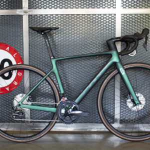 bici da strada Scott Addict RC 30 Prism Green Purple 2021