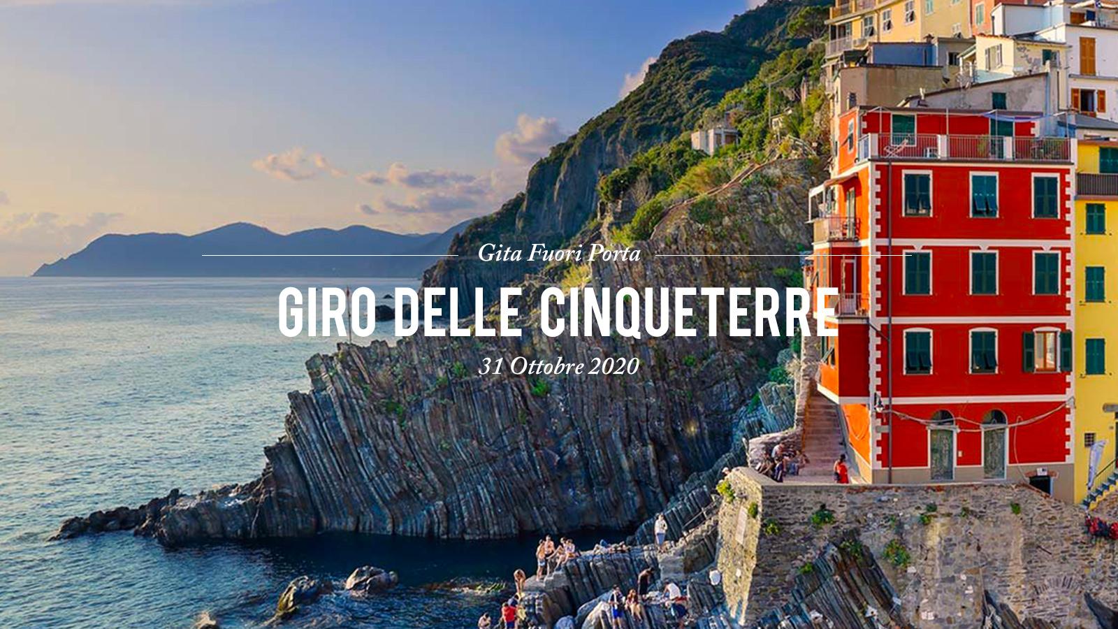 bici da corsa Gita Fuori Porta - Cinqueterre