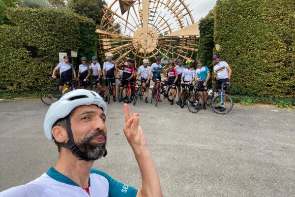 Gita enogastronomica in Franciacorta in bici da strada