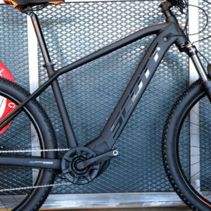 bici ebike Scott Aspect eRIDE 920 Black | 2021