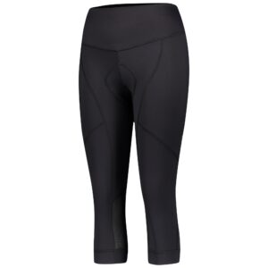 abbigliamento ciclismo Bermuda ¾ SCOTT Endurance 10 Black