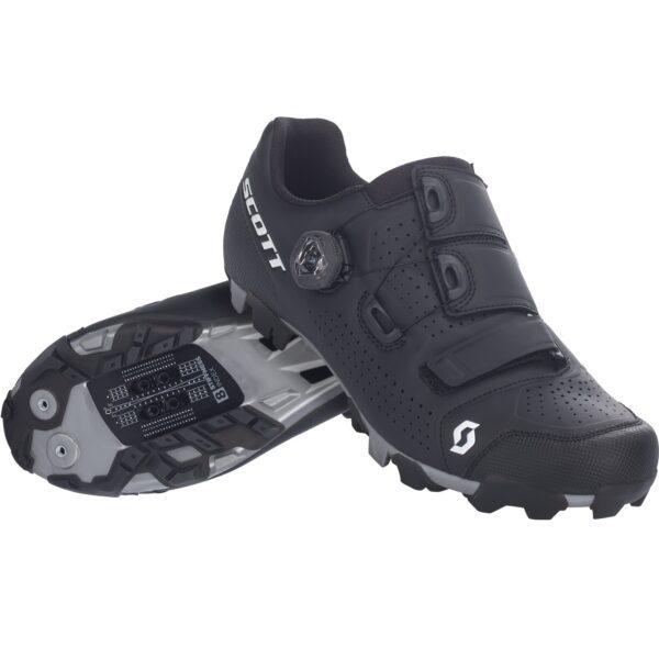 scarpe mtb Scott MTB Team BOA Matt Black/Black