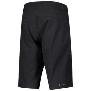 abbigliamento ciclismo Pantaloncini SCOTT Trail Progressive Black