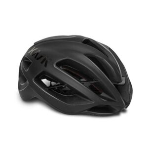 casco strada bici da corsa Kask Protone Black MAtt