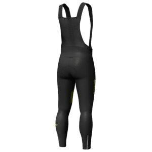 abbigliamento ciclismo Salopette Lunga SCOTT RC Warm +++ Black/Sulphur Yellow