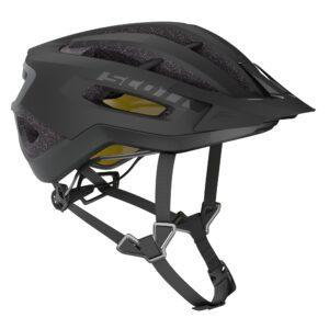 casco bici strada mtb Scott Fuga Plus Rev (CE) Stealth Black