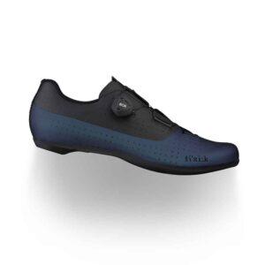 scarpe bici da strada Fizik Tempo Overcurve R4 Navy/Black