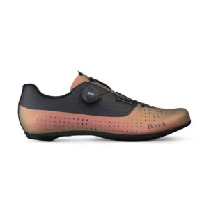 scarpe bici da corsa Fizik Tempo Overcurve R4 Iridescent Copper Black