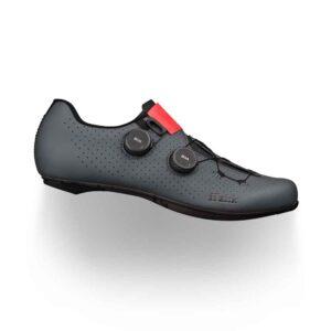 scarpa bici da strada Fizik Vento Infinito Carbon 2 Grey/Coral