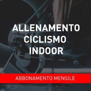 Allenamento Ciclismo Indoor Rulli - Pacchetto MENSILE