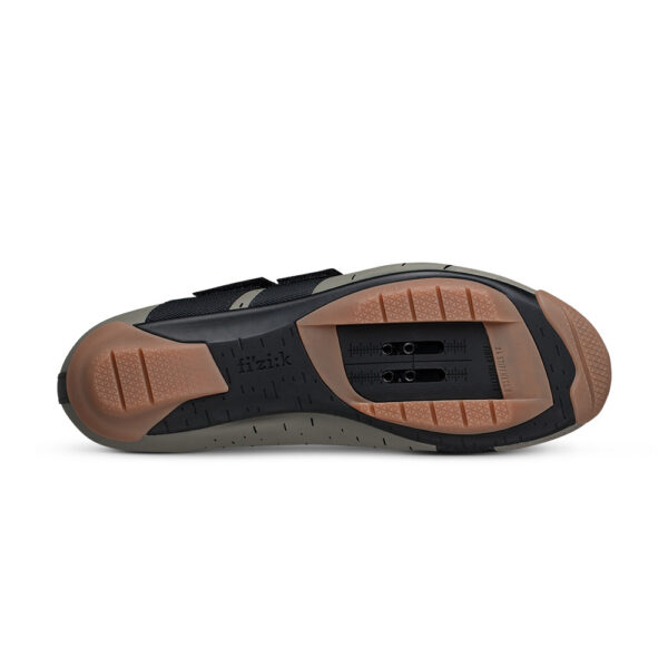 scarpe mtb Fizik Terra Powerstrap X4 Mud/Caramel