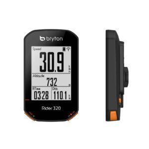ciclocomputer gps Bryton Rider 320
