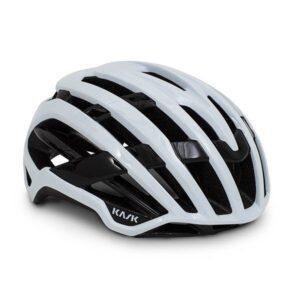 casco strada bici da corsa kask valegro White