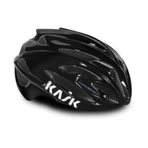 casco strada bici da corsa Kask Rapido Black