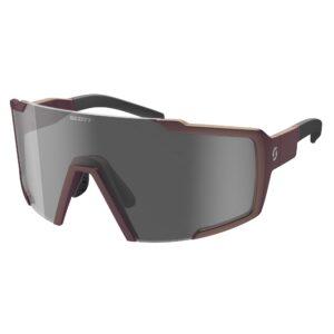 occhiali da sole Scott Shield Nitro Purple/Grey