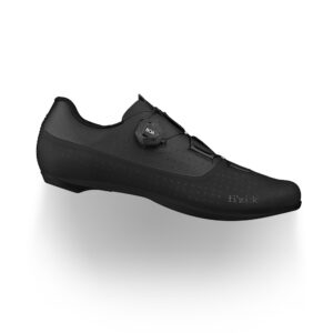 scarpe bici da strada Fizik Tempo Overcurve R4 Black/Black