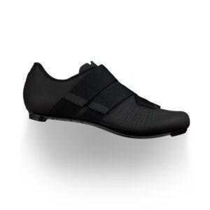 scarpe bici da strada Fizik Tempo Powerstrap R5 Black/Black