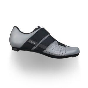 scarpe da bici da corsa Fizik Tempo Powerstrap R5 Reflective