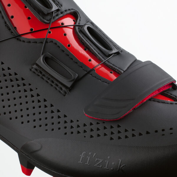 scarpe mtb Fizik Terra X5 Black/Red