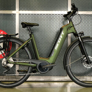 Nuova bici ebike Scott Sub Tour eRIDE 10 Unisex | 2021
