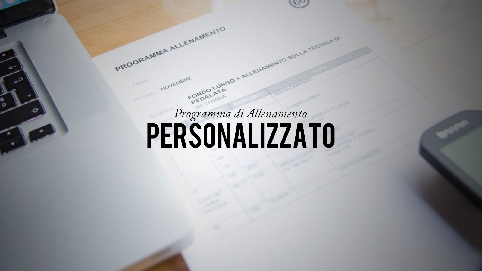 Servizi Sessantallora - Programmi di allenamento personalizzato