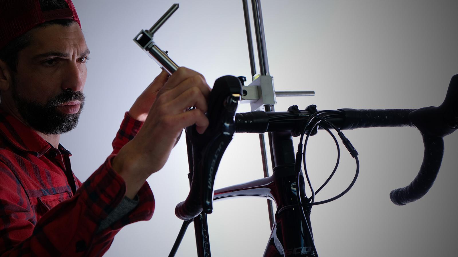 Regolazione Assetto - Test Biomeccanico Ciclismo Sessantallora