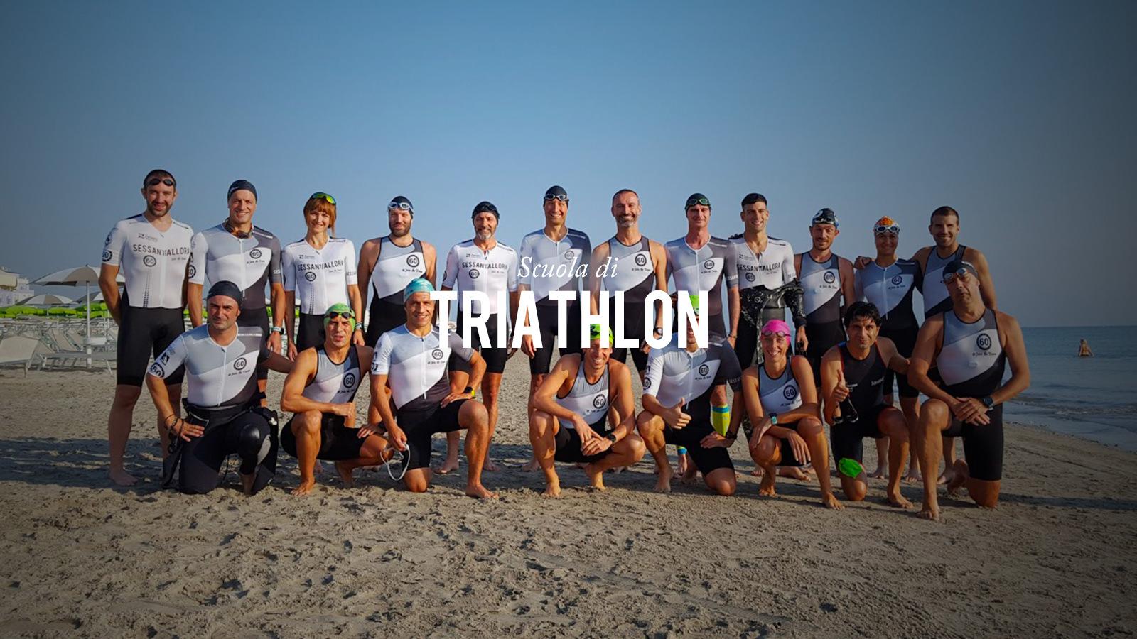 Team Triathlon Sessantallora
