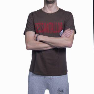 Abbigliamento Tempo Libero -T-shirt Uomo Sessantallora Borraccia