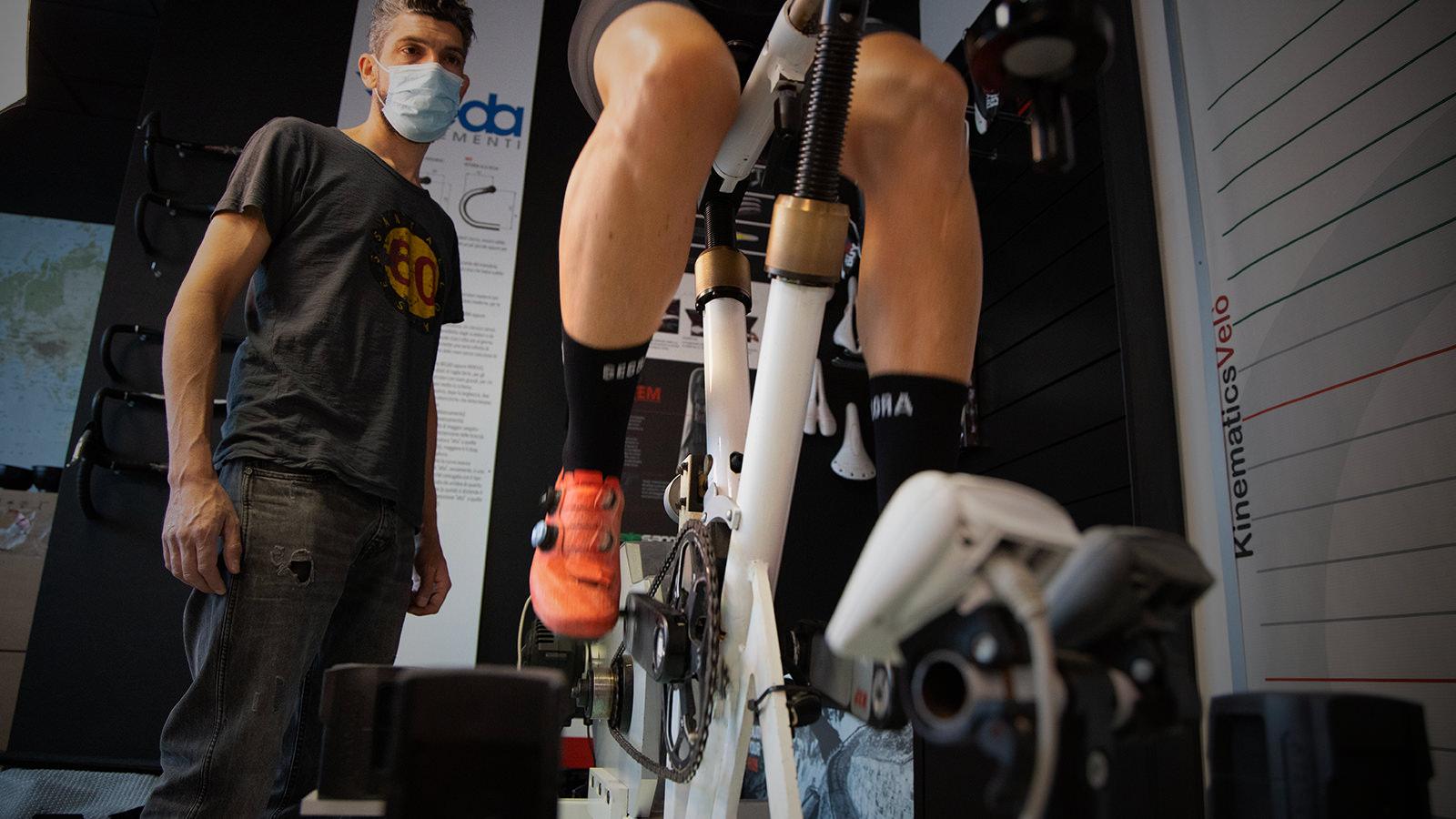 Test Biomeccanico Ciclismo - test Isopotenziale Sessantallora