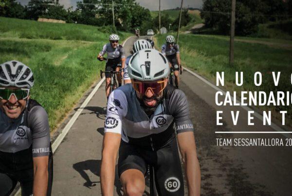 Nuovo Calendario Eventi Team Sessantallora 2021