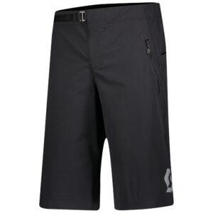 Pantaloncini da Uomo SCOTT Vertic Pro con Fondello Black/Dark Grey
