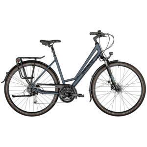 bici trekking Bergamont Horizon 4 Amsterdam Petrol | 2021