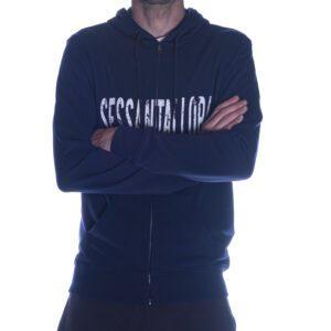 """Felpa Uomo Sessantallora """"Mega"""""""
