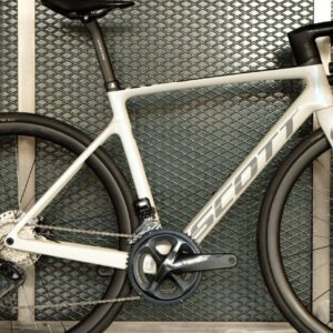 bici da corsa Scott Addict RC 15 Custom Pearl White | 2021